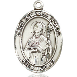 St Malachy O'More<br>Oval Patron Saint Series<br>Available in 3 Sizes