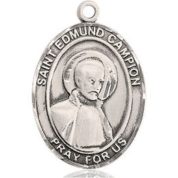 St Edmund Campion<br>Oval Patron Saint Series<br>Available in 3 Sizes