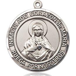 Corazon Inmaculado de Maria<br>Round Patron Saint Series
