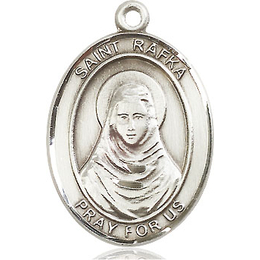 St Rafka<br>Oval Patron Saint Series<br>Available in 3 Sizes
