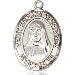 St Pauline Visintainer<br>Oval Patron Saint Series<br>Available in 2 Sizes