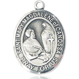 St Mary Magdalene of Canossa<br>Oval Patron Saint Series<br>Available in 2 Sizes