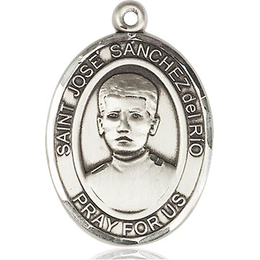 Saint Jose Canchez del Rio<br>Available in 2 Sizes