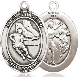 St Sebastian Hockey<br>Available in 3 Sizes