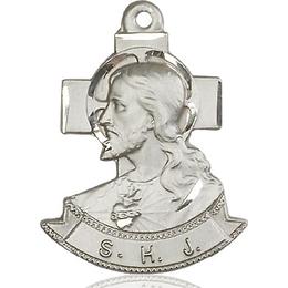 Sacred Heart of Jesus<br>80-117 - 7/8 x 1 1/8