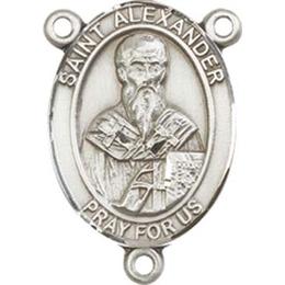 Saint Alexander Sauli<br>8012CTR - 3/4 x 1/2<br>Rosary Center