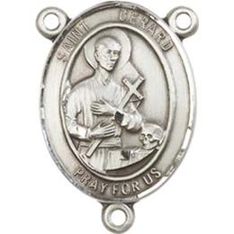 Saint Gerard Majella<br>8042CTR - 3/4 x 1/2<br>Rosary Center