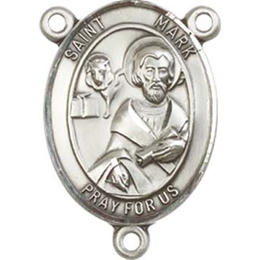 Saint Mark the Evangelist<br>8070CTR - 3/4 x 1/2<br>Rosary Center