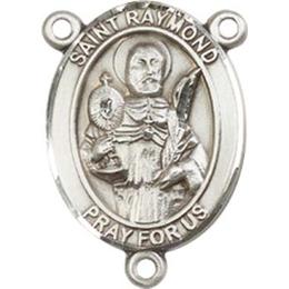 Saint Raymond Nonnatus<br>8091CTR - 3/4 x 1/2<br>Rosary Center