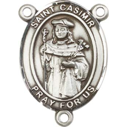 Saint Casimir of Poland<br>Rosary Center - 8113CTR