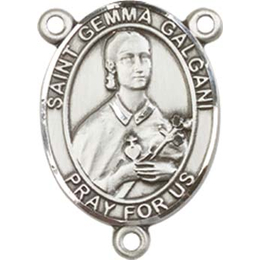 Saint Gemma Galgani<br>Rosary Center - 8130CTR