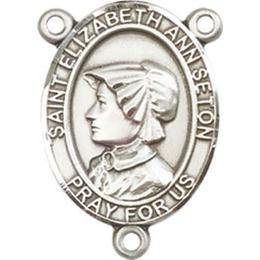 Saint Elizabeth Ann Seton<br>8224CTR - 3/4 x 1/2<br>Rosary Center