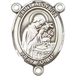 Saint Aloysius Gonzaga<br>8225CTR - 3/4 x 1/2<br>Rosary Center