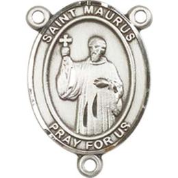 Saint Maurus<br>8241CTR - 3/4 x 1/2<br>Rosary Center