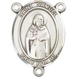 Saint Samuel<br>8259CTR - 3/4 x 1/2<br>Rosary Center