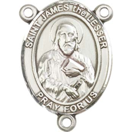 Saint James the Lesser<br>8277CTR - 3/4 x 1/2<br>Rosary Center