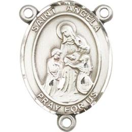 Saint Angela Merici<br>8284CTR - 3/4 x 1/2<br>Rosary Center