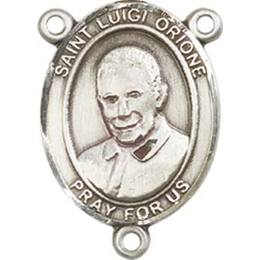 Saint Luigi Orione<br>8326CTR - 3/4 x 1/2<br>Rosary Center
