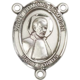 Saint Edmund Campion<br>8333CTR - 3/4 x 1/2<br>Rosary Center