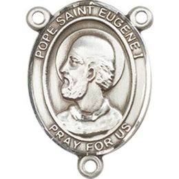 Pope Saint Eugene I<br>8352CTR - 3/4 x 1/2<br>Rosary Center