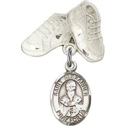 St Alexander Sauli<br>Baby Badge - 9012/5923