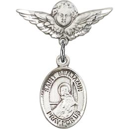 St Benjamin<br>Baby Badge - 9013/0735