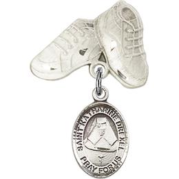 St Katherine Drexel<br>Baby Badge - 9015/5923
