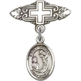 St Cecilia<br>Baby Badge - 9016/0731