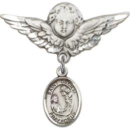 St Cecilia<br>Baby Badge - 9016/0733