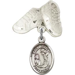 St Cecilia<br>Baby Badge - 9016/5923