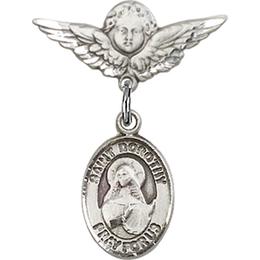 St Dorothy<br>Baby Badge - 9023/0735