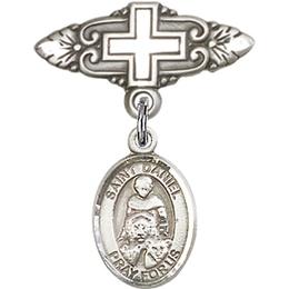 St Daniel<br>Baby Badge - 9024/0731