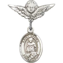 St Daniel<br>Baby Badge - 9024/0735