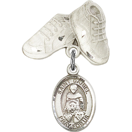 St Daniel<br>Baby Badge - 9024/5923
