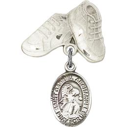 St Gabriel the Archangel<br>Baby Badge - 9039/5923