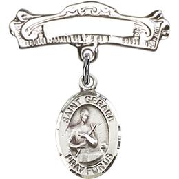 St Gerard<br>Baby Badge - 9042/0732