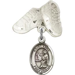 St Luke the Apostle<br>Baby Badge - 9068/5923