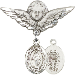 Miraculous<br>Baby Badge - 9078/0733