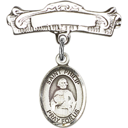 St Philip the Apostle<br>Baby Badge - 9083/0732