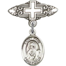 St Paul the Apostle<br>Baby Badge - 9086/0731