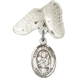 St Raymond Nonnatus<br>Baby Badge - 9091/5923