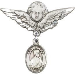 St Thomas the Apostle<br>Baby Badge - 9107/0733