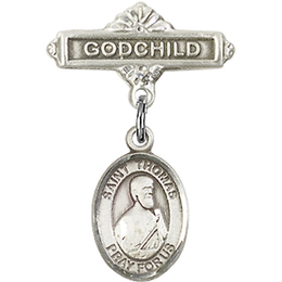 St Thomas the Apostle<br>Baby Badge - 9107/0736