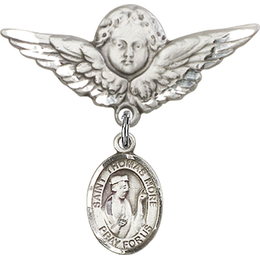 St Thomas More<br>Baby Badge - 9109/0733