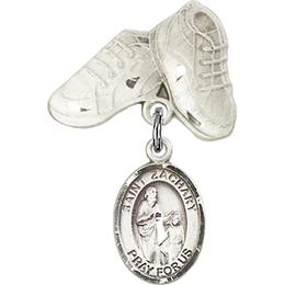 St Zachary<br>Baby Badge - 9116/5923