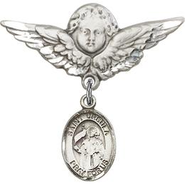 St Ursula<br>Baby Badge - 9127/0733