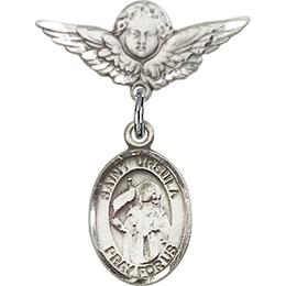 St Ursula<br>Baby Badge - 9127/0735
