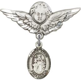 Maria Stein<br>Baby Badge - 9133/0733