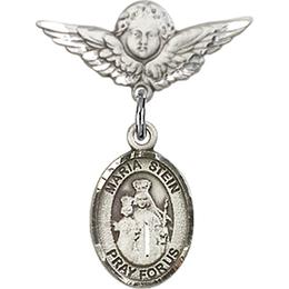 Maria Stein<br>Baby Badge - 9133/0735