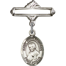 St John Neumann<br>Baby Badge - 9204/0730